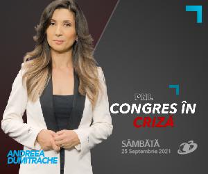 Congres PNL Antena 3