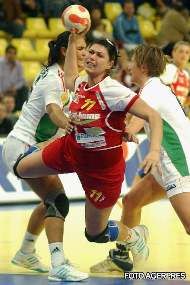 Campionatul European de Handbal feminin | România-Ungaria: 27-21