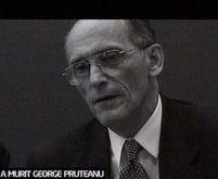 George Pruteanu s-a stins din viaţă