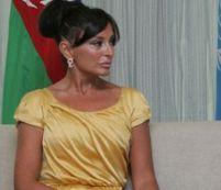Cea mai frumoasă prezenţă a summitului - Prima doamnă a Azerbaijanului (FOTO)