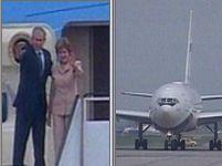 George W. Bush şi Vladimir Putin au plecat din România