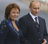 A divor?at Putin? De vin? ar fi frumoasa gimnast? Alina Kabaieva (FOTO)