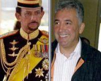 Firma lui Videanu a pus marmură în palatul sultanului Bruneiului