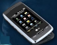 LG Voyager VX10000, un rival de temut pentru i-Phone