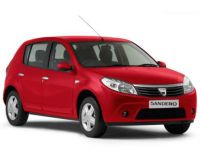 Noua Dacia Sandero - mai ieftină pentru români, dar cu garanţie redusă