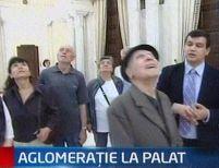 Palatul Cotroceni, deschis duminică pentru public, până la miezul nopţii (VIDEO)