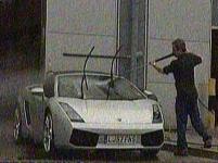 Londra. Weekend la volanul unui Lamborghini, pentru câteva mii de dolari