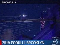New York. Podul din Brooklyn a împlinit 125 de ani