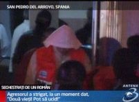 Patronii unui bar din apropiere de Madrid, ţinuţi ostatici câteva ore de un român