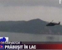Incident aviatic lângă Roma. Un elicopter s-a prăbuşit în timpul unei demonstraţii aeriene