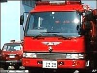 Un pompier japonez a condus ambulanţe, timp de 20 de ani, fără permis