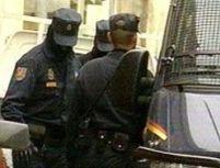 Opt tâlhari madrileni care se dădeau drept români, arestaţi în Spania