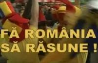 Deşteaptă-te, române! Dacă tu cânţi, cântă România!