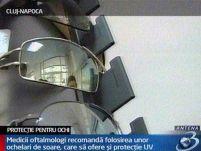 Riscurile ochelarilor de soare ieftini: arsuri ale corneei, retinei sau cristalinului