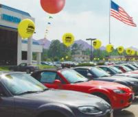 SUA: Dealerii auto dau faliment din cauza scăderii vânzărilor de maşini