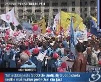Sindicaliştii nu se lasă: salariul minim trebuie să ajungă la 600 de lei