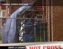 Londra, zguduită de o dublă crimă. Doi studenţi au fost torturaţi şi ucişi