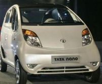 Tata Motors ar putea lansa automobilul Nano propulsat cu aer