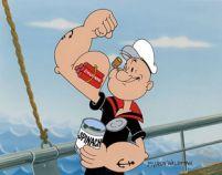 Cercetătorii cer ca Popeye să fie interzis pentru că dăunează comportamentului copiilor