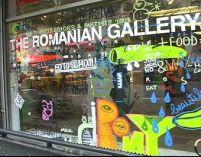 New York: Sexul şi zvastica reprezintă cultura română, chiar lângă Consulatul român (FOTO)
