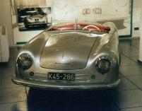Porsche No.1, prezentat la Pebble Beach Concours d'Elegance