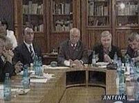 Atmosfera tensionata la intalnirea dintre ministri si sindicalistii din invatamant