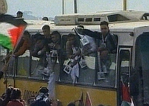 Israelul a eliberat 227 de prizonieri palestinieni