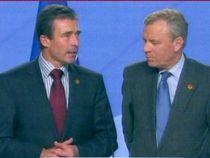Anders Fogh Rasmussen Jaap de Hoop Scheffer