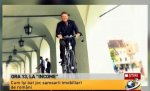 Iohannis urges Romanians to ride bikes: Improving the quality of life has to be an objective