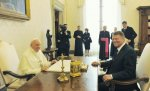 Pope Francis comes to Romania. He accepted the invitation of President Klaus Iohannis
