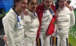 Rio 2016: Romania wins gold in women's team epee event