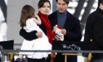 Katie Holmes i-a gasit inlocuitor lui Tom Cruise