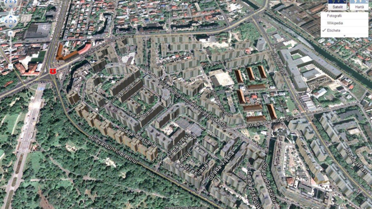 Premieră Pentru Romania Cum Se Vede ţara Noastră Din Satelit Pe