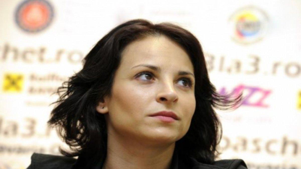 Corina Ungureanu participă la Crosul Casiopeea - Bună Ziua