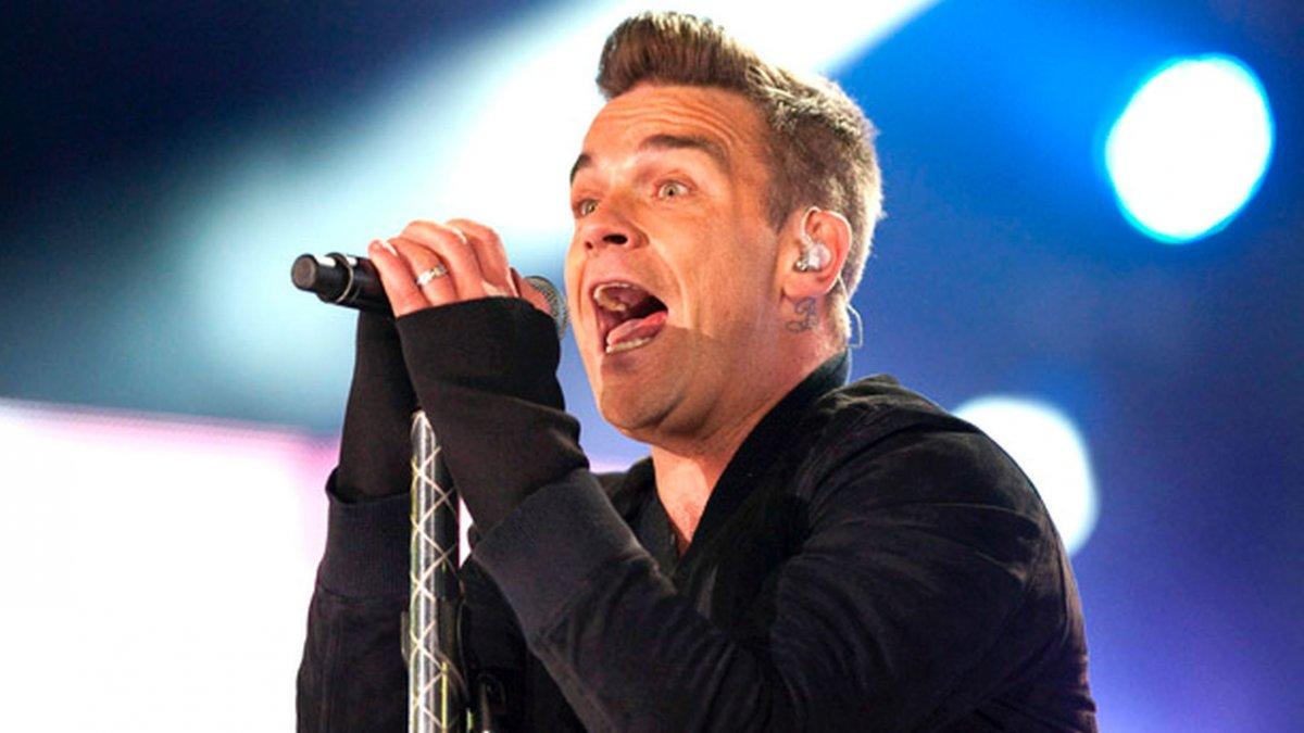 Robbie Williams Tot