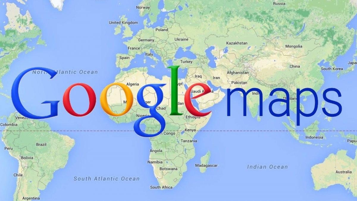 Nouă Versiune A Aplicației Cartografice Google Maps
