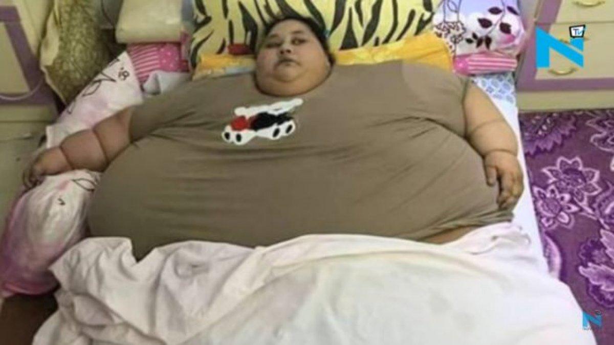 cea mai grea femeie din scăderea în greutate din lume pierde grasimi mananca mai mult