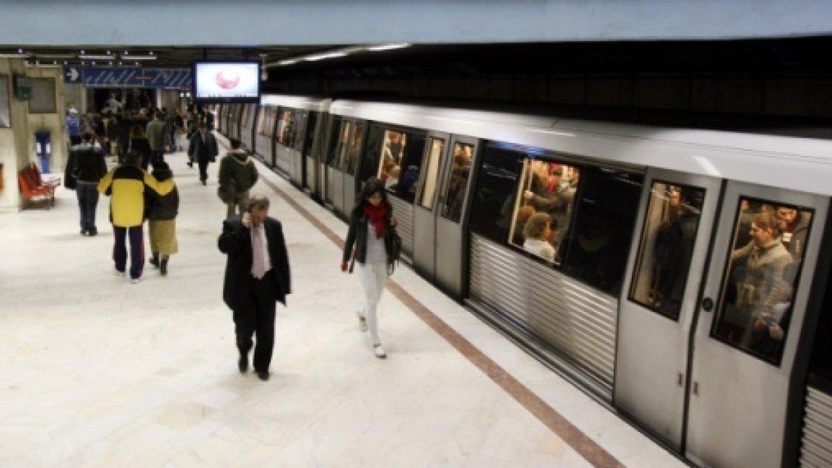 Metroul din București