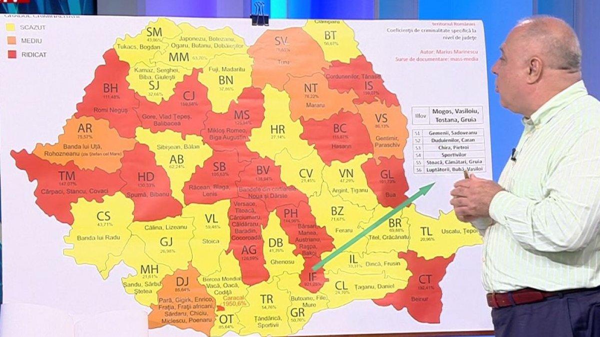 Harta Clanurilor Care Terorizează Romania Cum A Ales Pedofilul