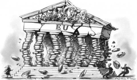 Grecii au retras 5 MILIARDE de euro din bănci. Nemţii ameninţă cu scindarea zonei euro
