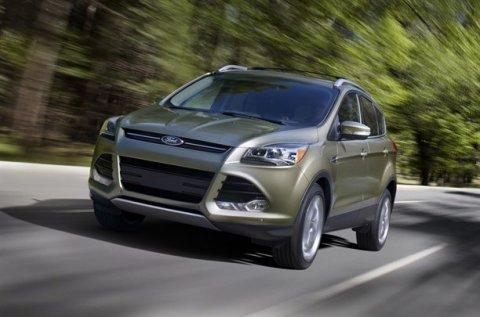 Ford Kuga, prezentat oficial. Noul SUV este mai lung și consumă mai puțin