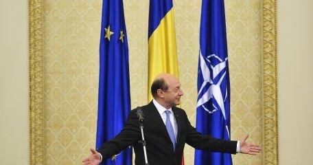 Băsescu: Funcţia de preşedinte a reprezentat cea mai mare umilinţă a vieţii mele