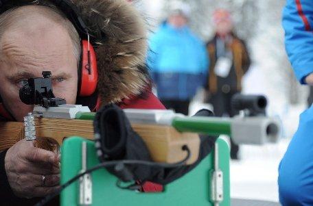 Rusia introduce armele psihotronice în dotarea armatei. Putin: Va fi ca o armă nucleară
