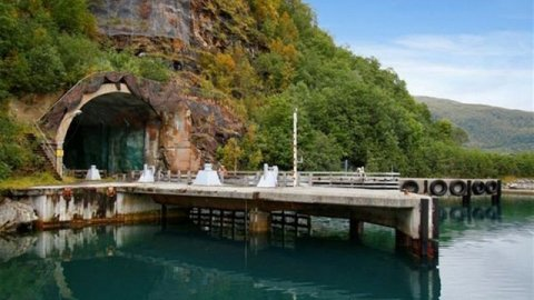 Norvegia VINDE o ascunzătoare a submarinelor NATO