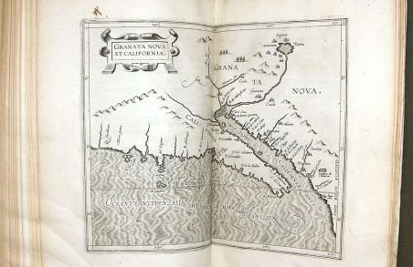 Atlas vechi de sute de ani, furat în Suedia, regăsit după zece ani în Statele Unite
