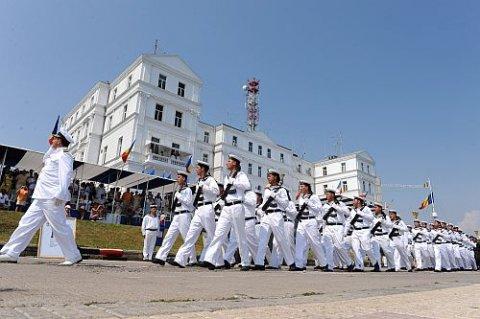 Video şi GALERIE FOTO cu ceremoniile din Portul Constanţa. Astăzi este Ziua Marinei