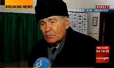 A dat o lecţie de bun-simţ României. Lisandru Verbiţă: Am votat ca să fim mai fericiţi