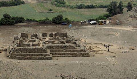 Descoperire impresionantă în Peru. Templu vechi de 5.000 de ani, scos la lumină de arheologi