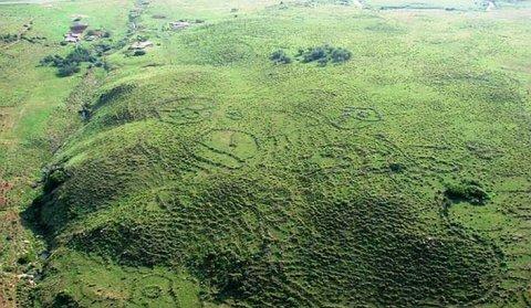 """""""Leagănul civilizaţiei umane"""", descoperit în inima acestui continent. A fost găsit din întâmplare, de un pilot"""