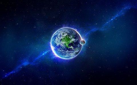 Aşa arăta Pământul nostru, la 380.000 de ani de la Big Bang. Imaginea a fost publicată în urmă cu puţin timp, de NASA